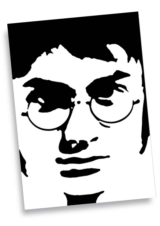 DANIEL RADCLIFFE - Pop Art ACEO Sketch Card #01 | eBay